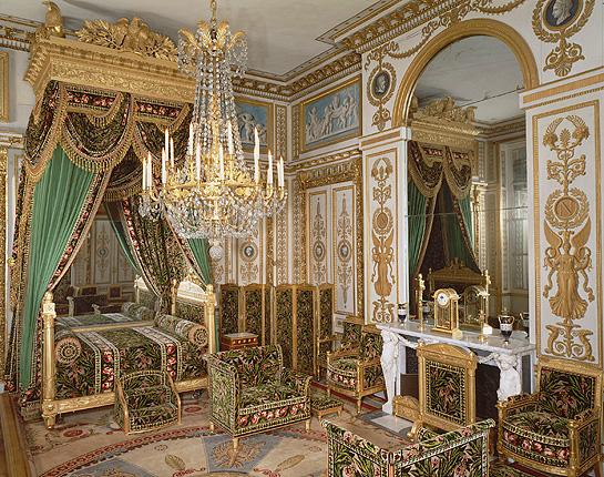 Le style et l tiquette - Chambre a coucher ancienne ...