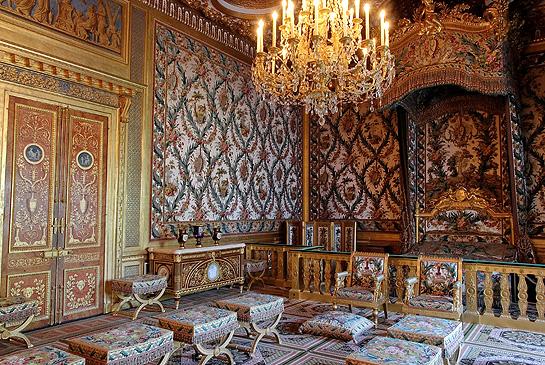 Le style et l tiquette - Table des marechaux fontainebleau ...